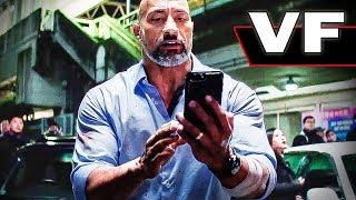 SKYSCRAPER Bande Annonce VF (NOUVELLE, 2018) Dwayne Johnson