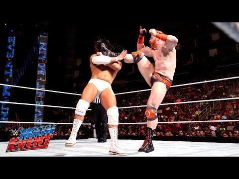 Sheamus Vs. Bo Dallas - Wwe Main Event, October 28, 2014 video