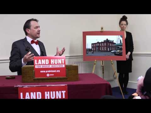 Land Hunt for greedy investors