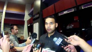 Jared Dudley postgame comments Suns vs. Thunder