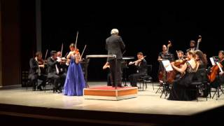 Mozart Violin Concerto No: 5 A Maj. Part: 2
