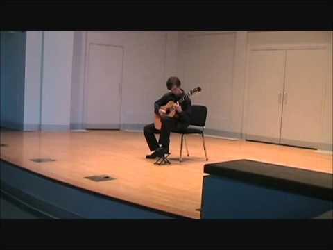 JS Bach: Prelude BWV1006a