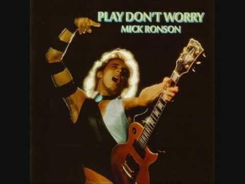 Mick Ronson - Woman