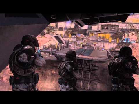 "Let's Play: Halo: Reach Part 10-2 ""The Pillar of Autumn"""