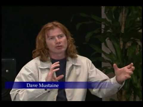 Megadeth - Interview from Peace Sells DVD-Audio 2003