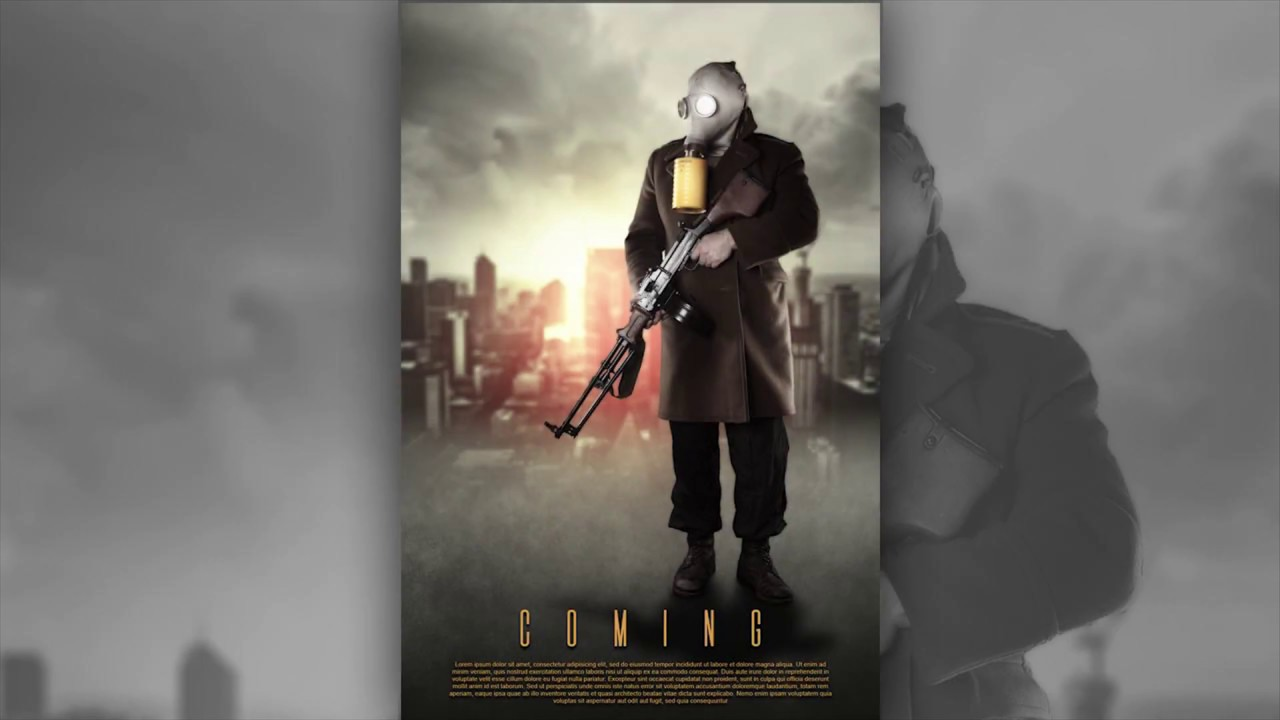 Create Movie Poster Credits