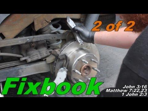 Chevrolet Tahoe Rear Brake Pads & Rotors