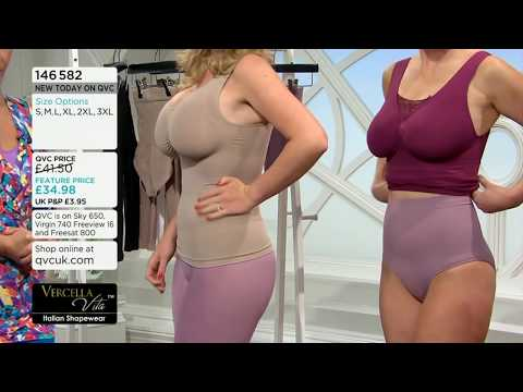 Qvc busty sexy lingerie pity