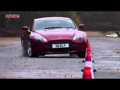Aston Martin Vantage Coupe review  - What Car?