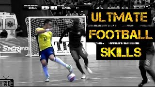The BEST Freestyle/Futsal/Street Football Skills EVER! HD