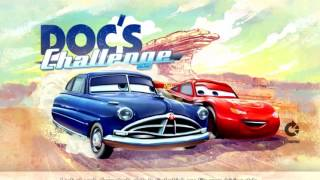 Cars 1 the Videogame- Race 4 No Com - Lightning Mcqueen VS DOC