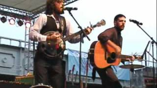 Watch Avett Brothers Denouncing November Blue uneasy Writer video