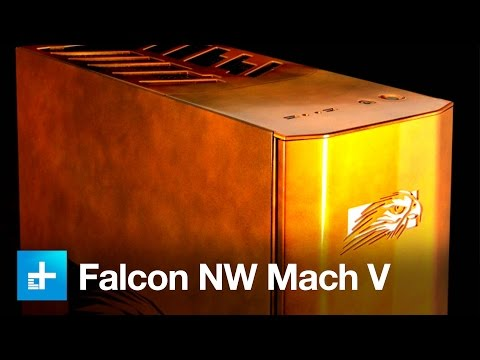 Falcon Northwest Mach V Review
