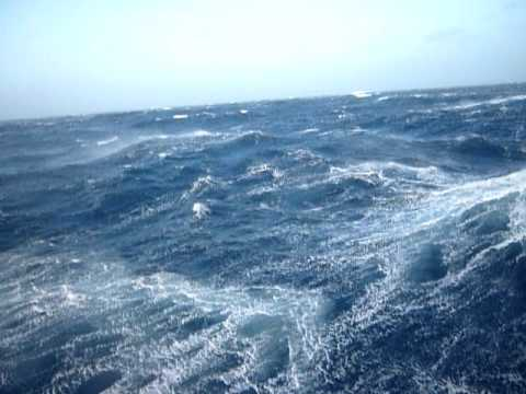 Massive Waves in the Drake Passage