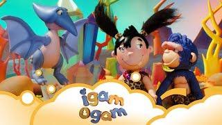 Igam Ogam: Too Hot! S1 E22 | WikoKiko Kids TV