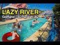 [4K[ Lazy River: Golfland Sunsplash (Mesa, AZ)