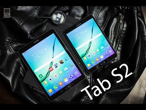 Samsung Galaxy Tab S2 8.0 и 9.7 - обзор планшетов - Keddr.com
