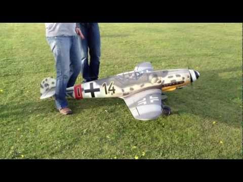 ESM Messerschmitt BF-109 88