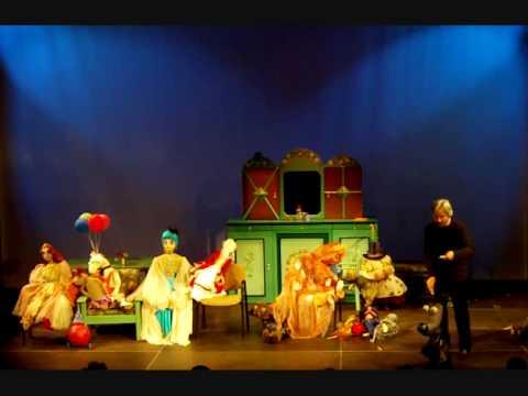 Lekcja Teatralna Bydgoski Teatr Lalek Buratino Cz 4