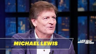 Michael Lewis Promises the Deep State Doesn't Exist