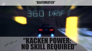 [DM]Gematria v7 - Kacken Power: No skill required