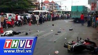 THVL | Hai tai nạn giao thông liên tiếp tại Bình Dương, 2 người tử vong