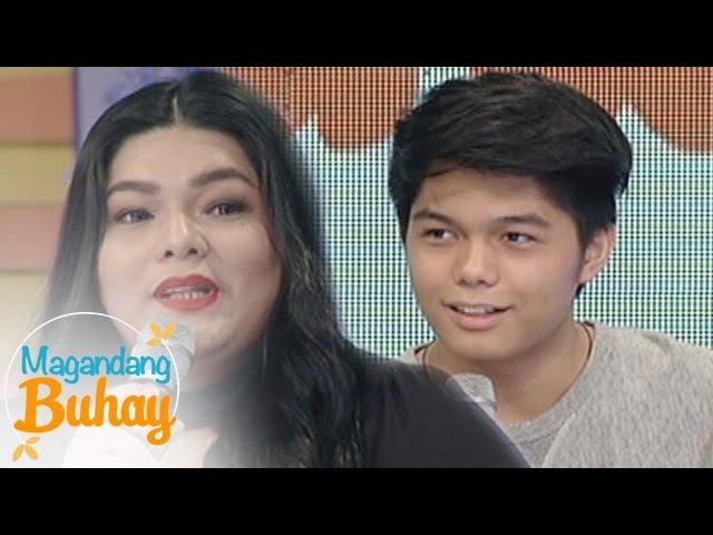 Magandang Buhay: Heartfelt message for Bianca and Yce
