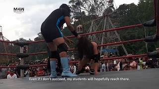 Bhagwati Khadka; First Female Wrestler of Nepal