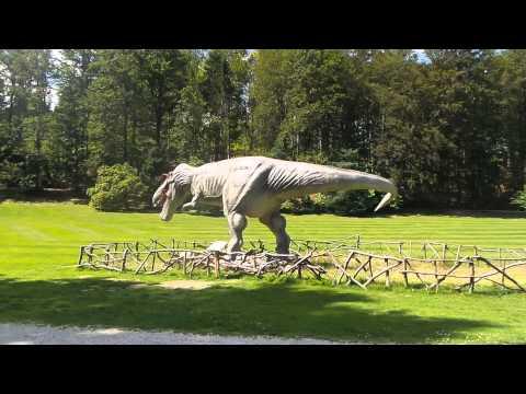 Real life Jurassic Park
