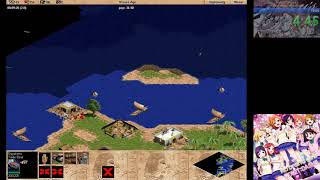 Age of Empires - A Wonder of the World (Hardest) in 9:59