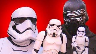 Kylo Ren VS Stormtrooper - #GoRogue