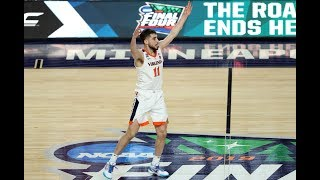 Virginia vs. Texas Tech: National championship first-half highlights