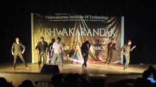 download lagu Vishwakarandak 14'- Kyun Main Jagoon-mech Group Dance gratis