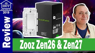 Zooz Zen26 & Zen27 S2 Z-Wave Plus In-wall Smart Switch Review