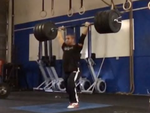 Olympic Lifts in Slow Motion Image 1