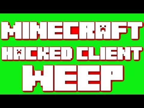 1.4.6 & 1.4.7 Hacked Client - WeepCraft - WiZARD HAX