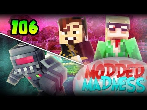 Minecraft: Trees Don't Moon! - Modded Madness #106 (yogscast Complete Pack) video