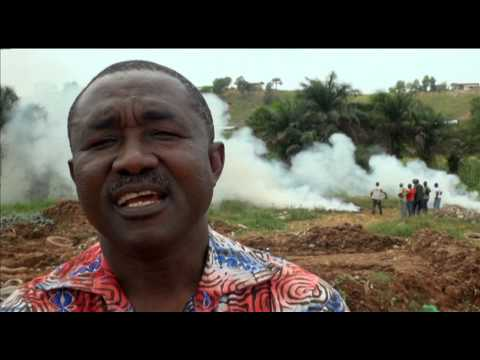 Liberia National Police destroys narcotic drugs