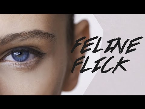 Feline Flick As seen at Dolce & Gabbana SS16 | Make-up Tutorial