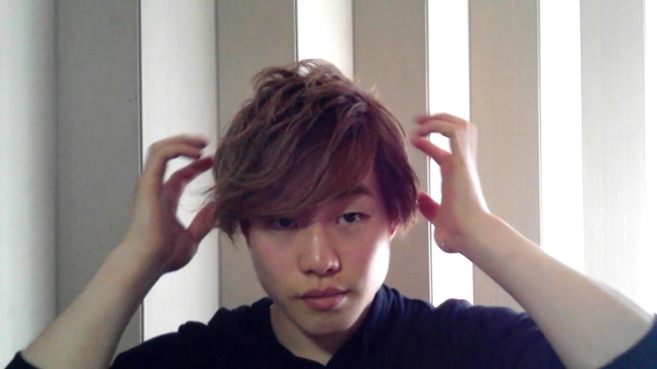 がんちゃん 髪型