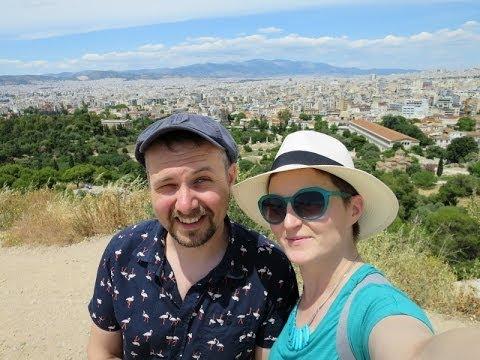 Greece Travel Vlog Part 1: Athens