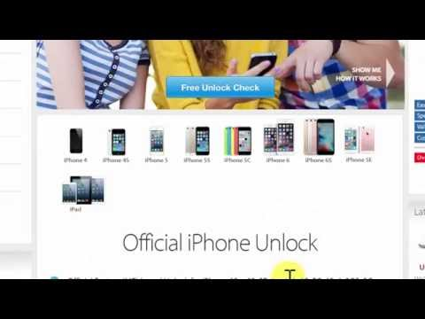 OfficialiPhoneUnlock Review / Best Site to Unlock Any iPhone