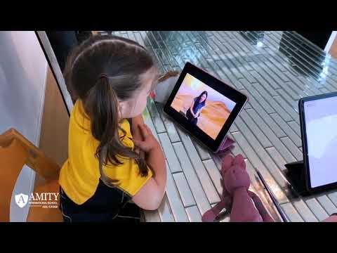 #ExtraordinaryAmity Digital Distance Learning Starts Today