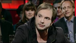 Maxime de Winne bij DWDD over Basta