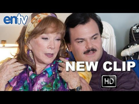 "Bernie ""Love Lifted Me"" Official Clip [HD]: Jack Black Creepy Sing-A-Long"