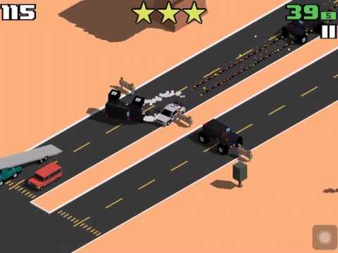 The Time machine  Smashy road legendary  review