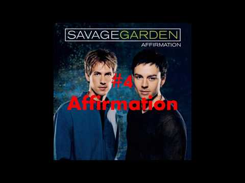 Top 10 Savage Garden Songs