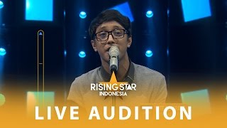 Ilham Novrianto I Don't Want To Talk About It  Live Audition 2 Rising Star Indonesia 2016