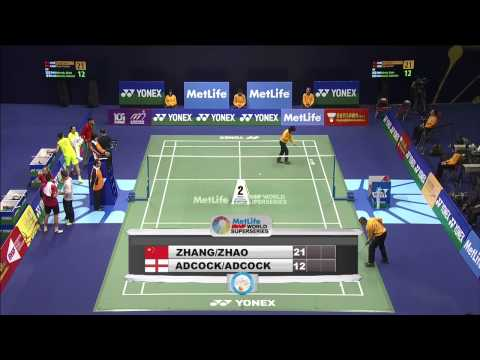 Yonex-sunrise Hong Kong Open 2014 - Sf - Match 1 video