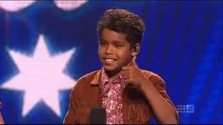 Dean Brady - Australia's Got Talent 2013 - The Semi-Finals [FULL]